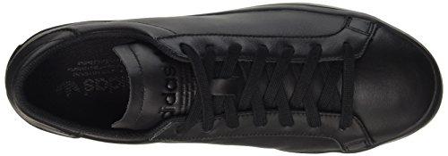 Adidas Originals Mens Originali Della Corte Di Vista Formatori Us10.5 Nere