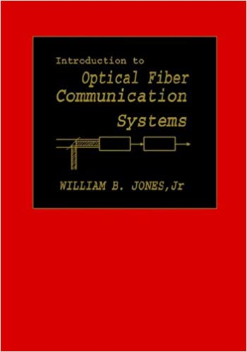 books on optical fiber communication
