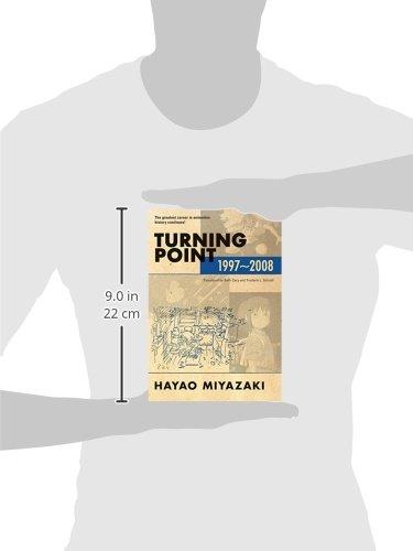 Turning point 1997 2008 hayao miyazaki beth cary frederik l turning point 1997 2008 hayao miyazaki beth cary frederik l schodt 9781421560908 amazon books fandeluxe Choice Image