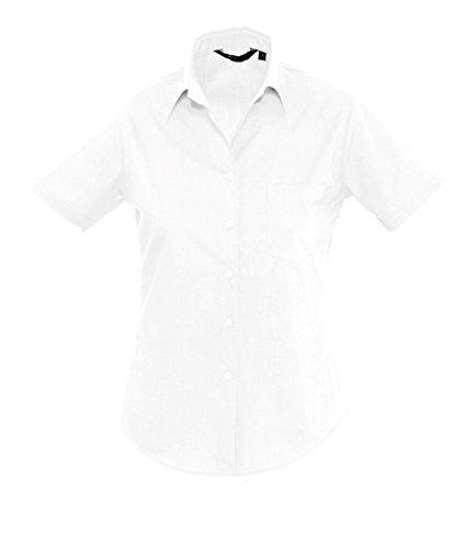 SOL'S - Camisas - para mujer blanco