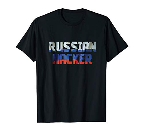Funny Gift For Russian Hacker Easy Halloween Costume -
