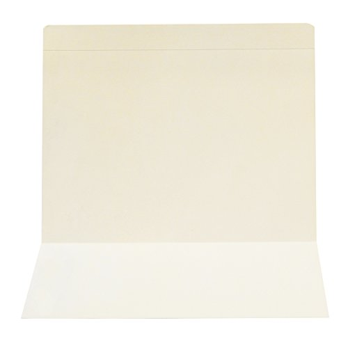 Manila Medical File Folders (Medical Arts Press Match Top Tab Manila File Folders- Letter Size, Full Cut (100/Box))