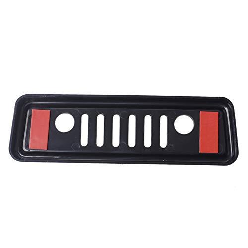 Semoic Couvercle D/écoratif de Feu de Freinage de Haut Niveau 3E Frein de Feu de Frein Accessoires de Modification Hors Route L/égers pour Jeep Wrangler 2007-2017