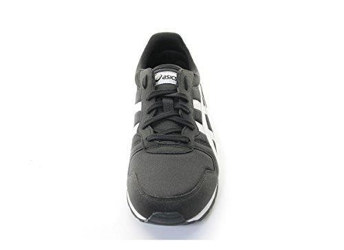Asics TEMP-RACER men's trainers black - white hP2bIeT