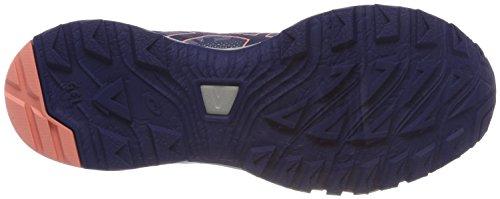 Sonoma Running Multicolor Blue Smoke Indigo Asics Zapatillas 5649 para para Gel 3 de Begonia Pink Mujer Blue Asfalto Uwq51x