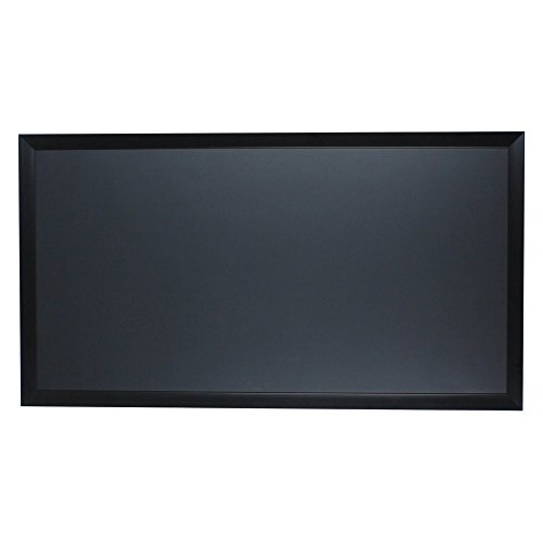 Beatrice Wall Mounted Oversized Framed Magnetic Chalkboard