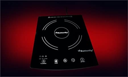 Butterfly Elite Power Hob Induction Stove Induction Cooktops at amazon