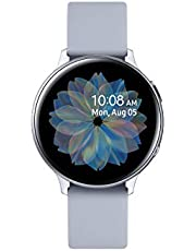 Samsung Galaxy Watch Active2 Aluminum with Bluetooth, 44mm, Cloud Silver