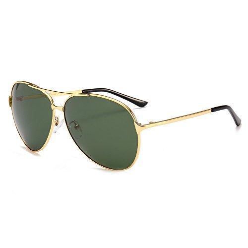SUNGAIT Huge Oversized Aviator Sunglasses for Men Women Polarized UV400 Sun Glasses