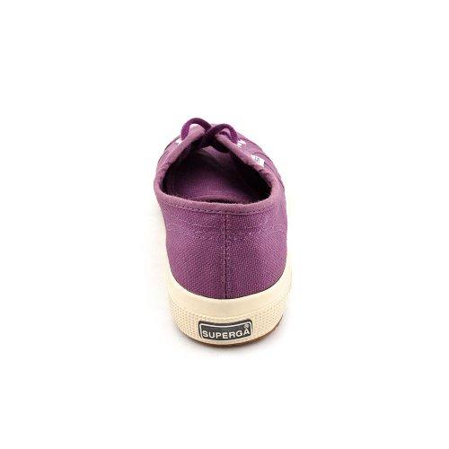 Superga Unisex 2750 Cotu Classic Sneaker, Grey Sage, Various Dahlia