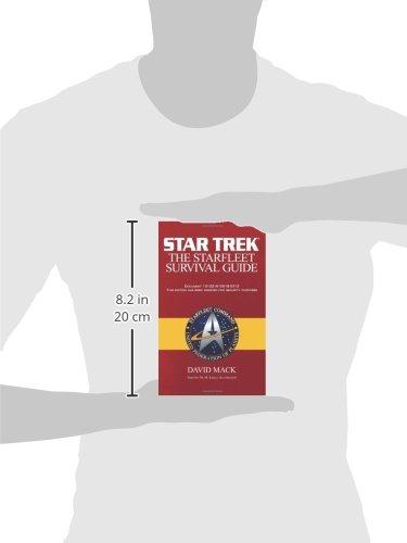 Star Trek The Starfleet Survival Guide David Mack Timothy Mm