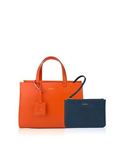 Tote Pomikaki For Arancio Bag Women Yxxwz84
