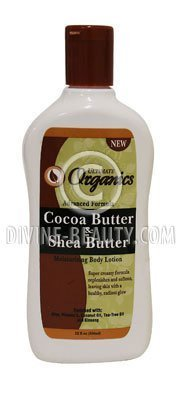 Ultimate Organic Cocoa Butter & Shea 355 Ml