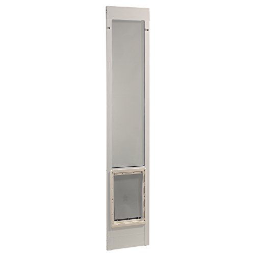 "Fast Fit Pet Patio Door 80"" Extra Large (White)"