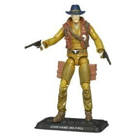 (Wild Bill Helicopter Pilot - GI Joe 25th Anniversary Action Figure (Comic Logo))