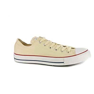 Converse all star chuck taylor cream low for Converse all star amazon