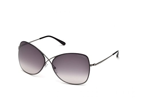 Tom Ford Sunglasses TF 250 Gray Gradient 08C Colette (Linda Ford Tom)