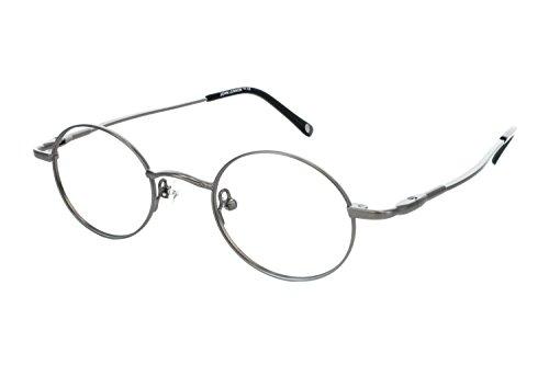 John Lennon JL214 Mens Eyeglass Frames - Antique ()
