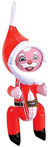 "New 22"" Inflatable Santa Claus Christmas Decoration"