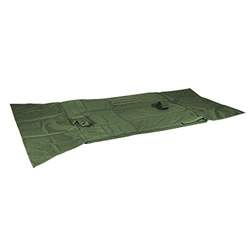Voodoo Tactical Padded Premium Deluxe Shooter's Shooting Mat - OD Olive Drab Geen - 15-9334