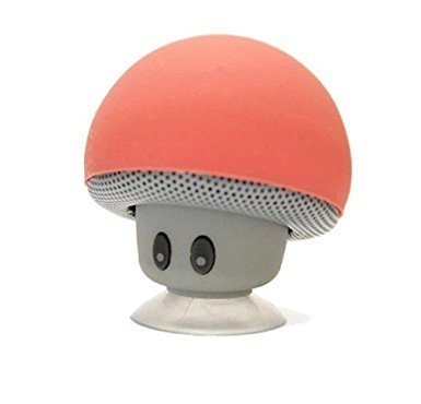 Wireless Portable Mini mushroom Bluetooth Speaker - Built-in