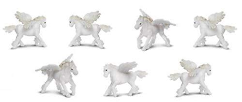 Safari ltd good luck mini toys pegasus set of 10