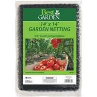 Do It Best Global Sourcing: 14 Feetx14 Feet Garden Netting 709424 -2Pk by (Dalen Bird Feeder)