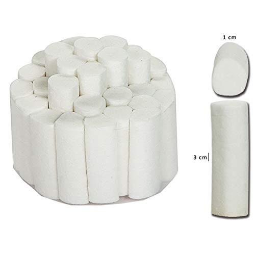 Gima 35.000 algodón rollos, 1 x 3,8 cm: Amazon.es: Industria ...