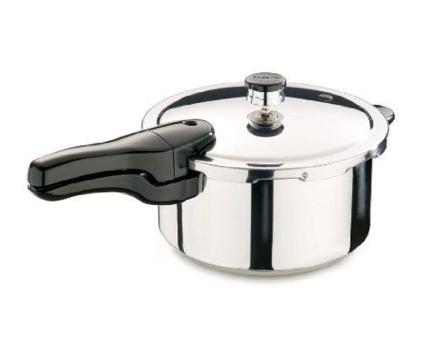 4-Quart Stainless Steel Pressure Cooker by Presto