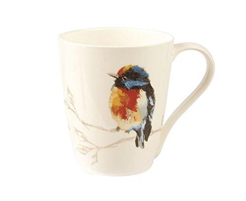 Churchill China Harlequin Persico Lemon Fine Bone China Gift Coffee Tea Mug With Gift (Harlequin Coffee)
