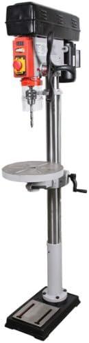 "Woodward Fab DP15 Drill Press Floor Mounted 3/4 HP 15"""