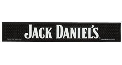 5b9914fb Retail Therapy India Jack Daniel's Whiskey Bar Drip Mat: Amazon.in ...