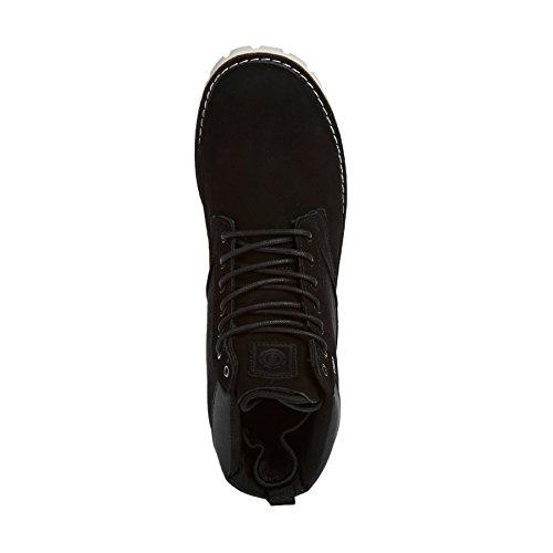 Element Seton Black, Scarpe Sportive Outdoor Uomo Nero (Black)