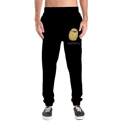 Ping 3 Irons - An Ping Mens Pug Nose Potato Pugtato Leisure Sports Drawstring Closed Jogging Sweatpants
