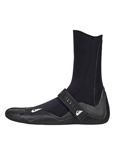 Quiksilver Mens 3.0 Syncro Split Toe Boot Surf Boots Black 9
