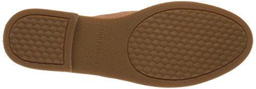 Hush Puppies Women's Analise Clever Flat Coral Suede Perforated free shipping perfect looking for cheap price find great cheap price TEYKhR