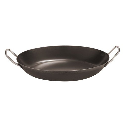 Paella Pan Cm 47 Bluesteel