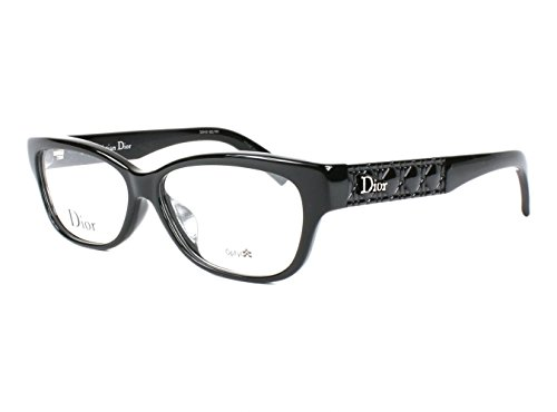 Christian Dior CD 7082/J Shiny Black Eyeglass - Dior Frames Christian Glasses
