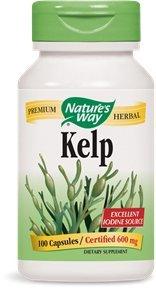 Nature's Way Kelp, 100 ct (100ct Natures Way)