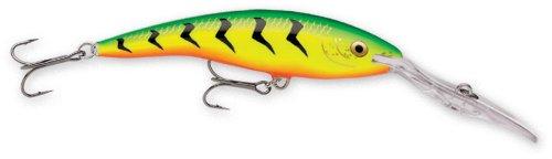 Rapala Deep Tail Dancer 11 Fishing lure, 4.375-Inch, Bleeding Tiger