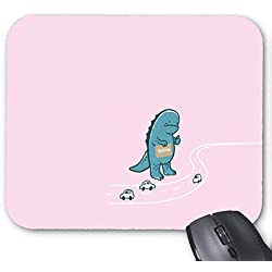 Cartoon PPT for Presentation Template Mouse Pad 11.8X 9.8 in