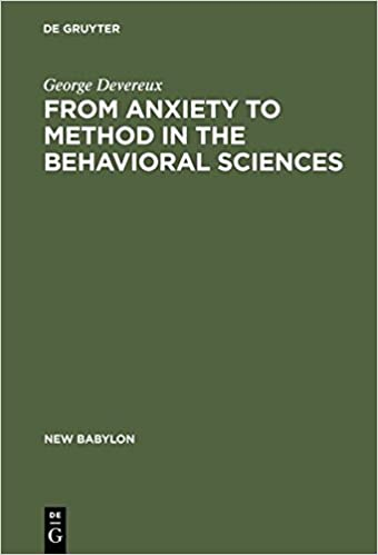 Read online From Anxiety to Method in the Behavioral Sciences (New Babylon) PDF, azw (Kindle), ePub, doc, mobi