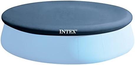 Intex 28026 - Cobertor piscina hinchable Easy Set 396 cm: Amazon ...