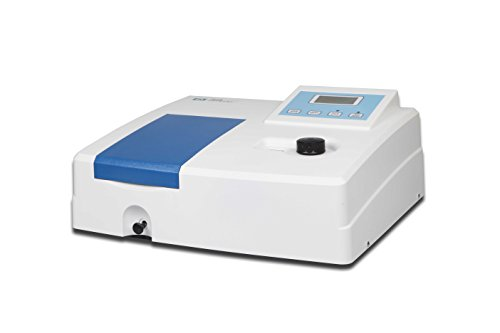 721 Visible Spectrophotometer Lab Equipment 360nm-800nm Wavelength Spectrophotometer by YUCHENG TECH
