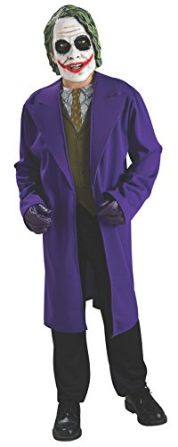 Batman The Dark Knight Child's Costume The Joker, Large]()