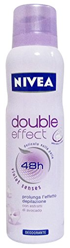 Nivea Double Effect Anti-perspirant Deodorant Spray 150ml