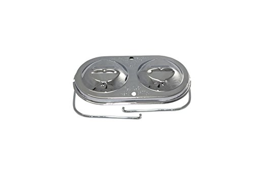 Chrome Master Cylinder Cover - Chrome Master Cylinder Cover Steel Chevy GM 3