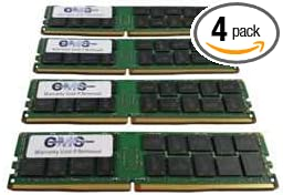 Memory Ram Compatible with Lenovo Thinkserver Td350 Ddr4 for Servers Only by CMS B122 4X8Gb 32Gb