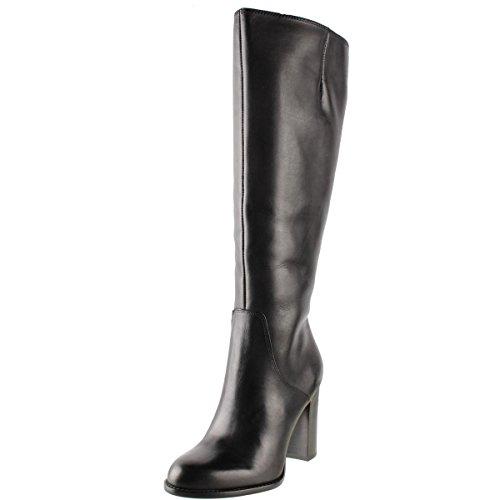 Sam Edelman Women's Penny Riding Boots, Black, 10 M US