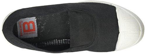 Elastique Tennis para Negro Zapatillas Carbone Bensimon Mujer SgUFwZpqxq